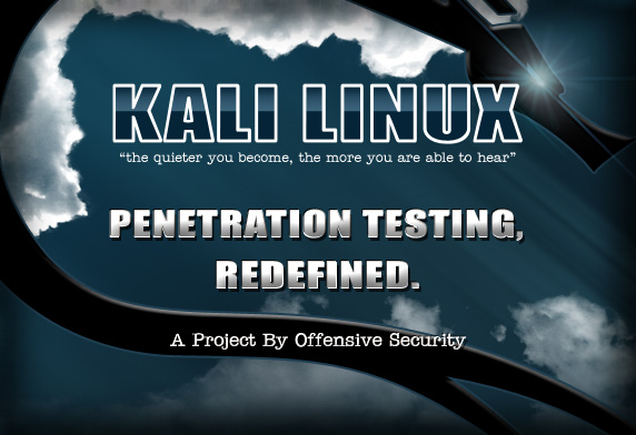 Kali Linux (Rebirth of BackTrack Best Linux for Hacking) - FREE! ISO Downloads