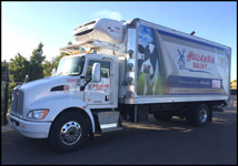 Hollandia Dairy  Kenworth T370