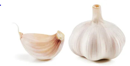 Garlic is the curse for diseases. Eat two garlic daily in morning.