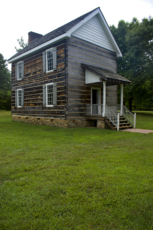 New Echota | Council House | Photo: Travis Swann Taylor