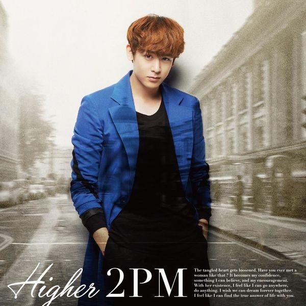 2PM – Higher (NICHKHUN Version) – EP