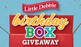 Phenomenal Kids Deals Little Debbie Birthday Box Sweepstakes Funny Birthday Cards Online Eattedamsfinfo