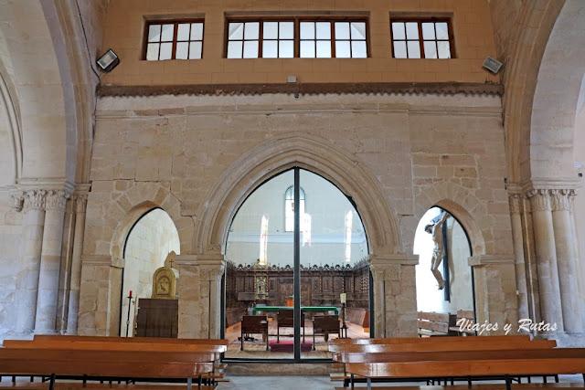 Coro de las Monjas del Monasterio de San Andrés del Arroyo