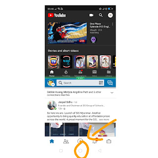 dual-screen, how to split android or smart phone screen - image 5