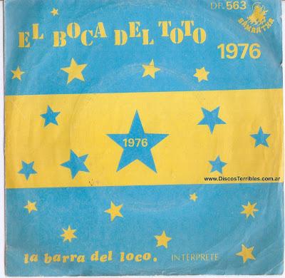 disco Boca del Toto