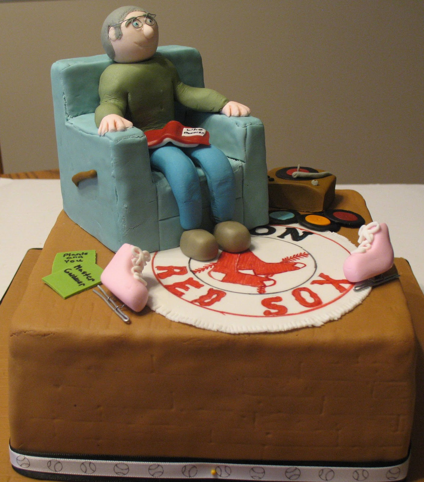 70 Year Old Man Source J S Cakes 70th Birthday Cake