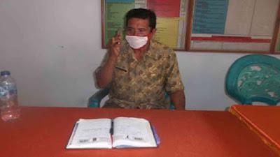 Rjamat Tahumil: BLT di Desa Timbaleng 78 Penerima