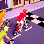 لعبة سباق دراجات