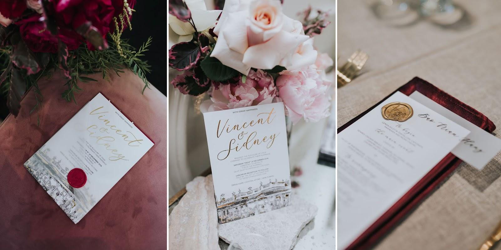 Designing Our Wedding Invitation