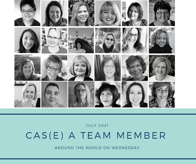 CAS(e) a Team Member for July 2021    Nature's INKspirations by Angie McKenzie