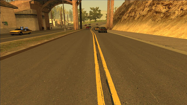 GTA San Andreas Road Mod For Pc 2021
