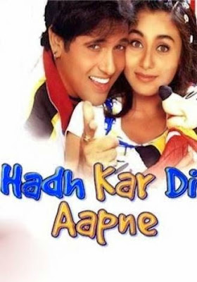 Hadh Kardi Aapne 2000 Hindi 720p WEB-DL 1.1GB ESub