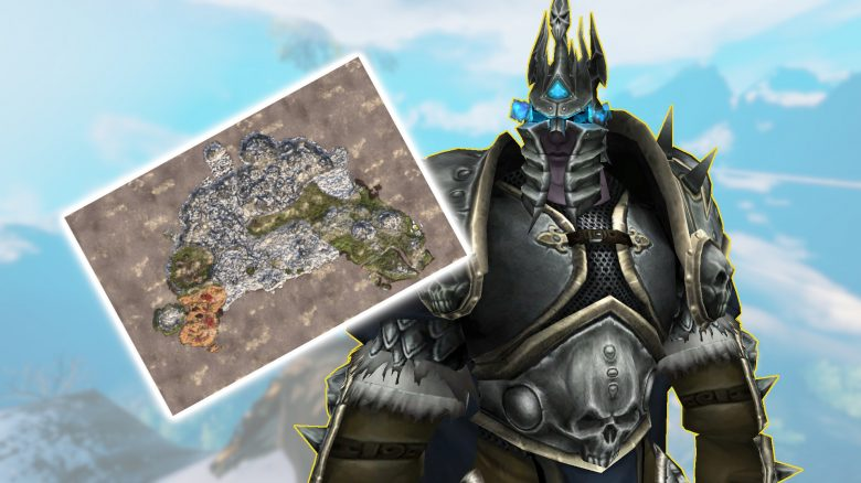 New Mod brings one of the most famous areas from WoW to Valheim