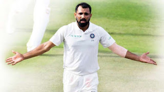 Arrest warrant issued against Indian seamer Mohammed Shami for alleged domestic