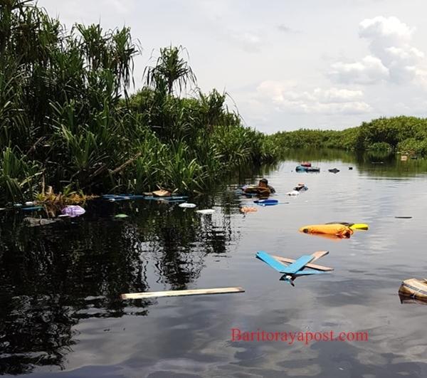 4 Orang Penumpang Longboat L300 Laka Air Di Sungai Sabangau Sudah Ditemukan