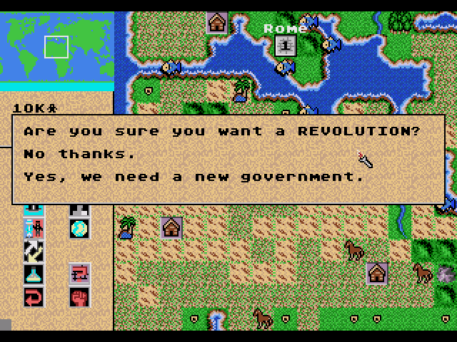 Indie Retro News: Civgen - Ambitious project to bring Civilizations