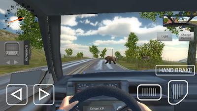 Russian Car Driver HD v1.03 obb apk