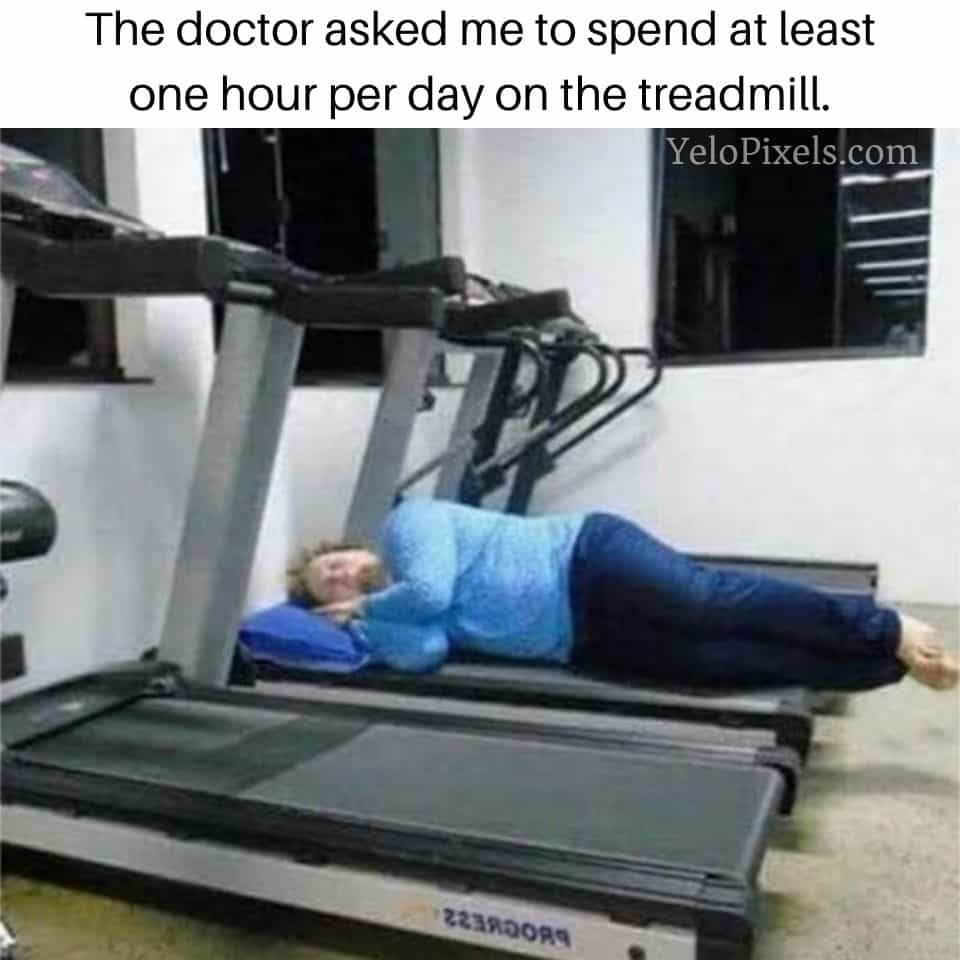 Doctor-says-spend-at-least-one-hour-in-treadmill