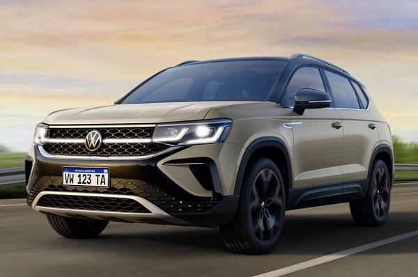 Volkswagen Taos Argentina