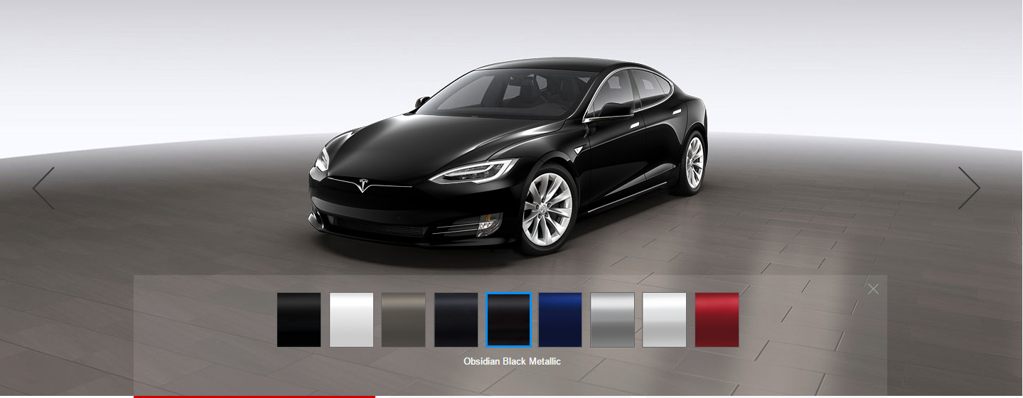 Tesla Model S Facelift (2017) 21