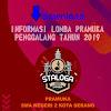 Download Juklak Juknis dan Form Pendaftaran STALOGA X 2019 - SMAN 2 Serang Banten