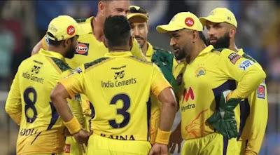 Cricket Highlights – CSK vs RR 47th Match IPL 2021