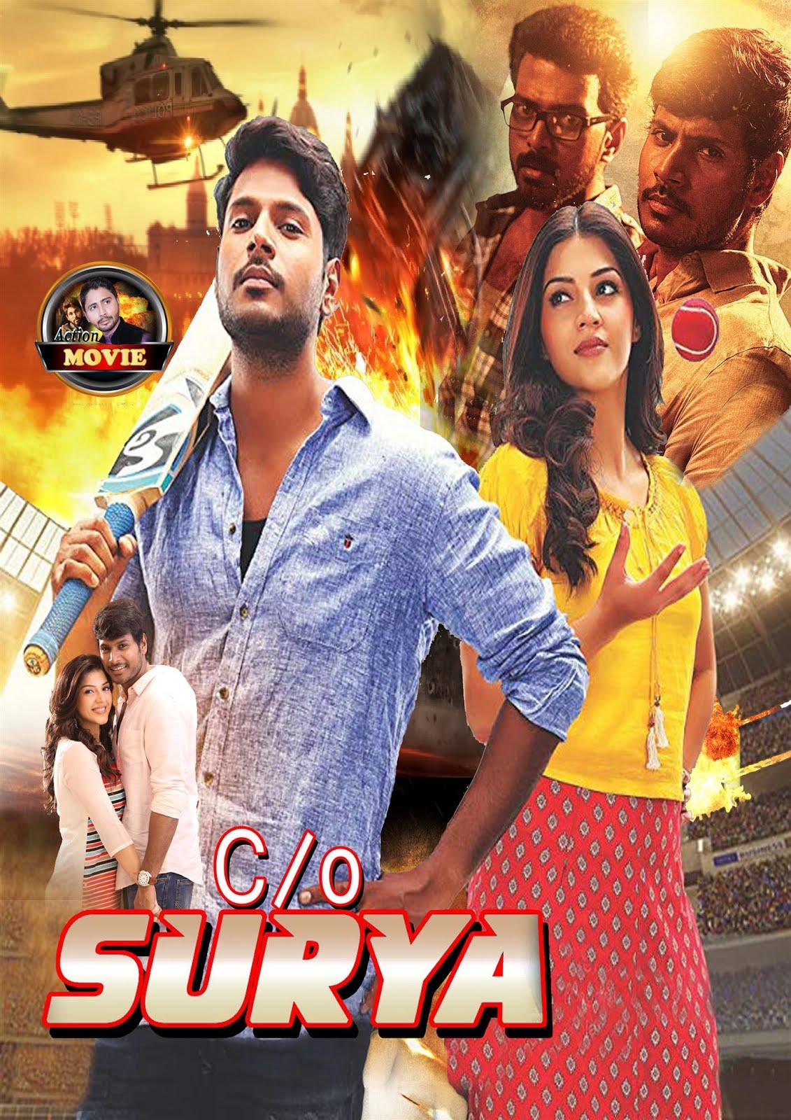 C/o. Surya (Nenjil Thunivirundhal) 2018 Hindi Dubbed HDRip x264 700MB