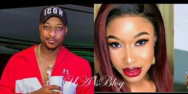 I will sue you, demand for 'butt -x-ray' – Tonto Dike threatens Ik Ogbonna