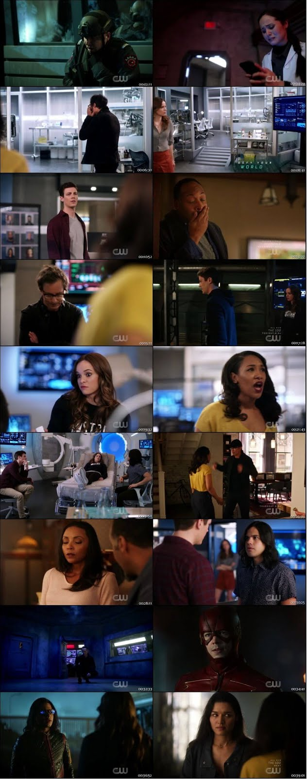 The Flash S04E22 300MB HDTV 720p x264 1