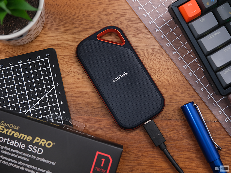 SanDisk Extreme Pro Portable SSD Review - Portable 1GB/s monster!
