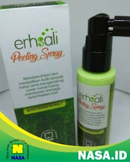 Pemuutih Peeling Spray
