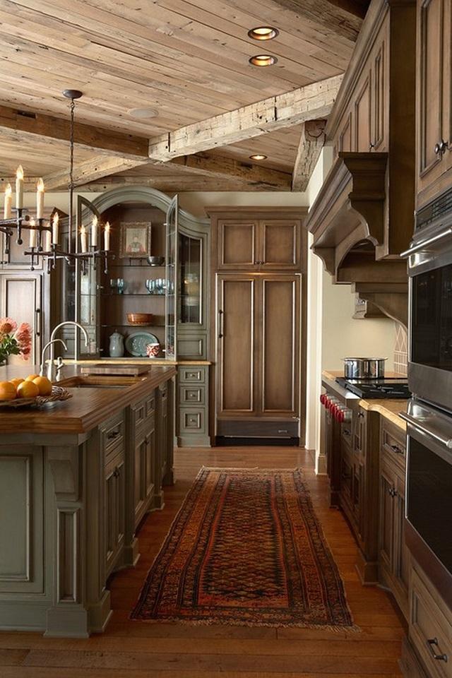 Rustic Contemporary Interior Design | Nautical Handcrafted ...
