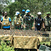 Satgas TNI RDB Monusco Kembali Ukir Prestasi, Turunkan 43 Milisi Beserta 32 Pucuk Senjata