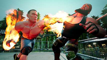 WWE 2K Battlegrounds v1.0.3.0 | PC Game | Free Download
