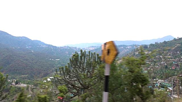 Shimla beautiful view