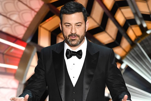 Jimmy Kimmel Trolls Trump With Tweet From The Oscars — See His Twitter Message