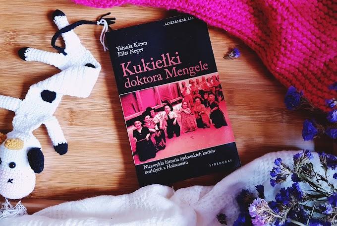 Kukiełki doktora Mengele. Dlaczego, tak ciężko kupić tą książkę?