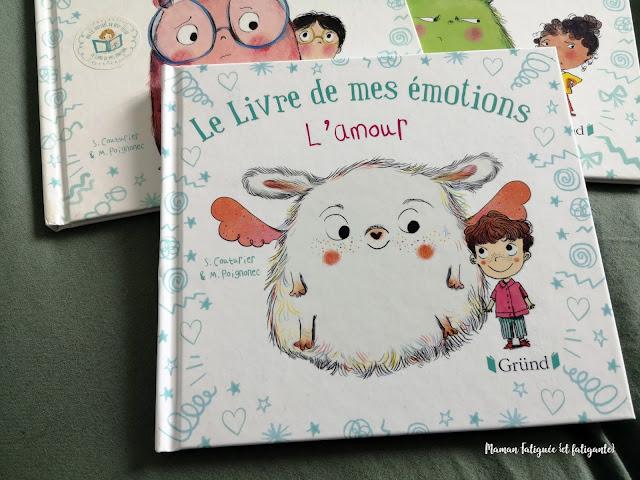 livre emotions amour