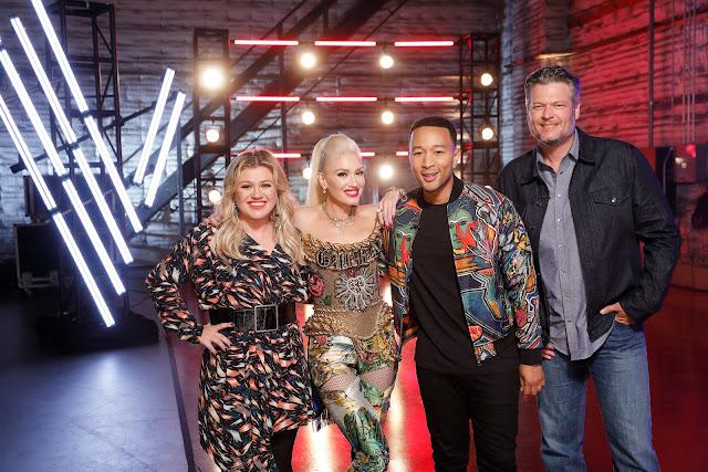 The Voice volta com nova bancada de jurados para o Sony Channel