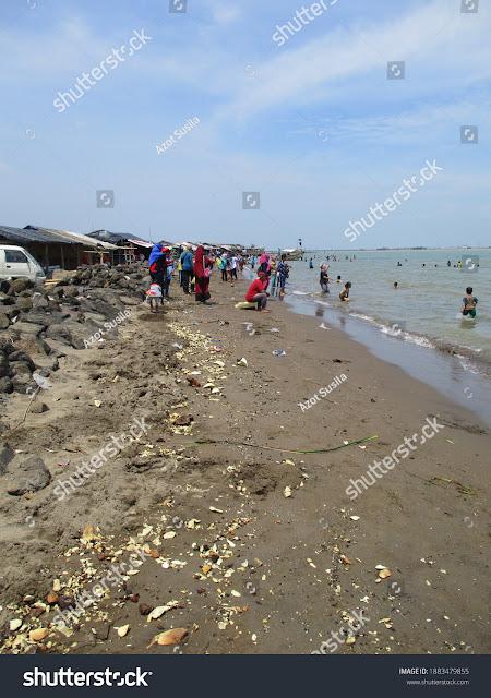 Pantai Ujunggebang | Indramayu | Jawa Barat | Indonesia