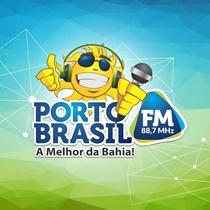 Ouvir agora Rádio Porto Brasil FM 88,7 - Porto Seguro / BA