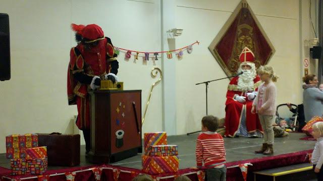 Sinterklaas animatie