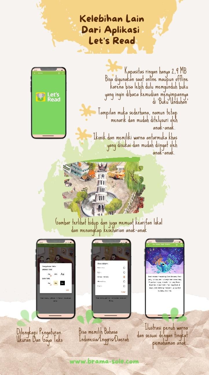 Kelebihan Dan Manfaat Aplikasi Let's Read