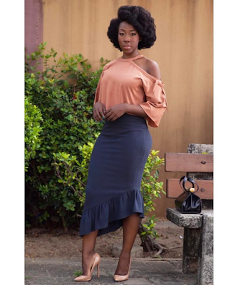 Let him prove himself worthy before gaining access into your underwear - Beverly Naya advices Ladies
