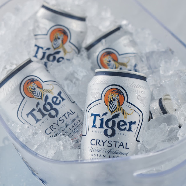 Tiger Crystal Beer