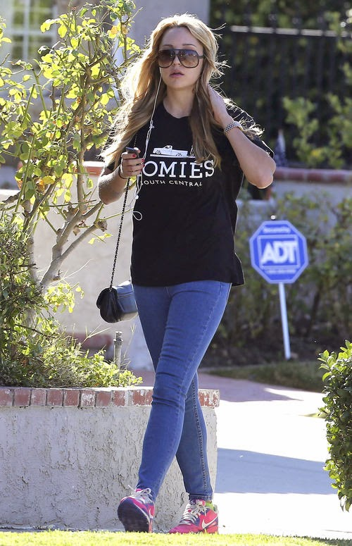 For the 2nd time: Does Amanda Bynes stolen again?