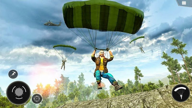 Firing Squad Battleground Games FPS Gun Shooting