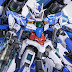 Custom Build: 1/100 Gundam 00Qan[T] Sword + GN Arms Condensed Type S | GN00QS + GNR003CS