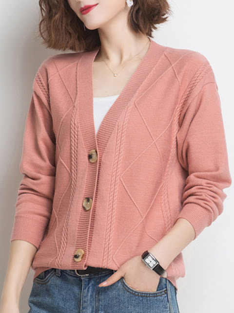 cardigan rosa antico cardigan in maglia lavorata outfit autunnale casual mariafelicia magno fashion blogger colorblock by felym fashion blogger italiane italian fashion bloggers outfit da pioggia outfit autunnali