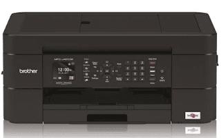 Brother MFC-J491DW Driver Scanner Software Download